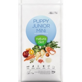 Natura Diet Puppy Junior Mini