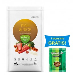 Natura Diet Fish & Rice (pescado)