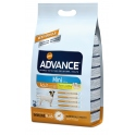 Advance Mini Adult Pollo & Arroz 3 Kg